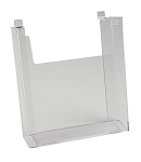Slatwall Brochure Holders - 4'x9