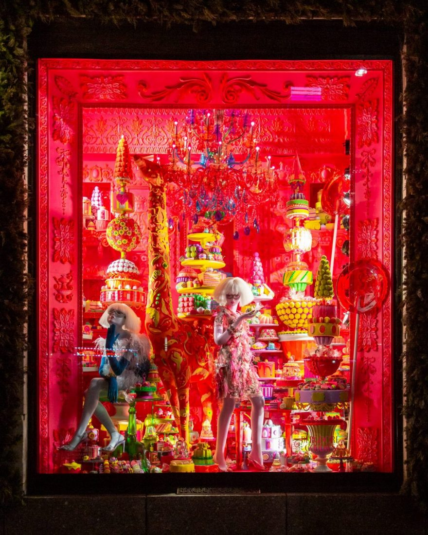 The Top New York Holiday Display Cases of 2019