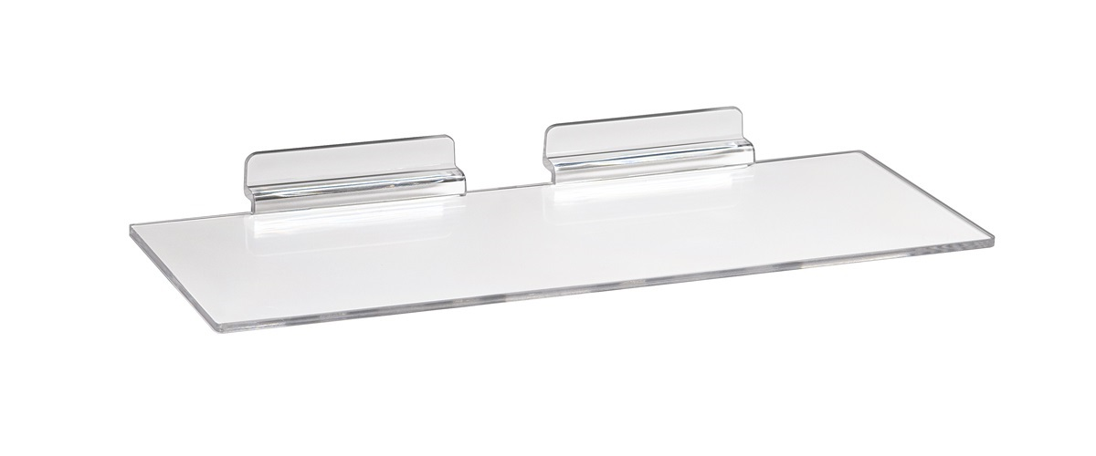 Acrylic & Injected Molded Shelves