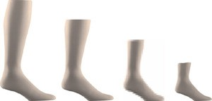 Hosiery Forms - Men's