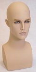 Male Mannequin Head - Fleahtone