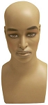 Male Mannequin Head - African American