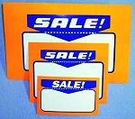 Sale Sign Cards (pk of100)
