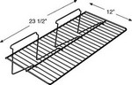 Slatwall Only - Wire Shelf ( Box of 6)