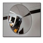 Convex Security Mirrors - Outdoor Acrylic Mirror