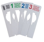 Fitting Room Checks - Set of 4