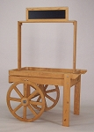Peddler's Display Cart