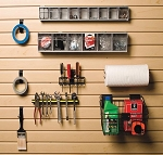 9 piece Work Bench Accessory Kit for Handiwall