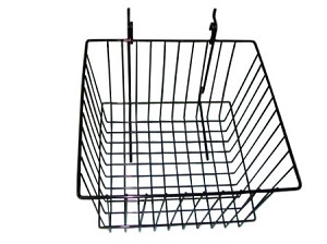 "12""X12""X8"" Universal Wire Baskets ( box of 6)"