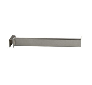 "16"" Satin Chrome Faceout to fit Rectangular Tube"