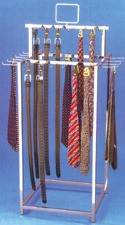 Belt/Tie 34-prong island rack