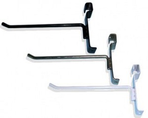 "Gridwall  - 6"" Hooks (Box of 100)"