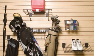 6 piece Golf Accessory Kit for Handiwall