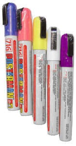 Rain Resistant Markers for 432MB