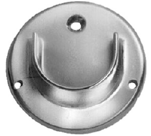 "Wall Flanges for 1-1/4"" Pipe"