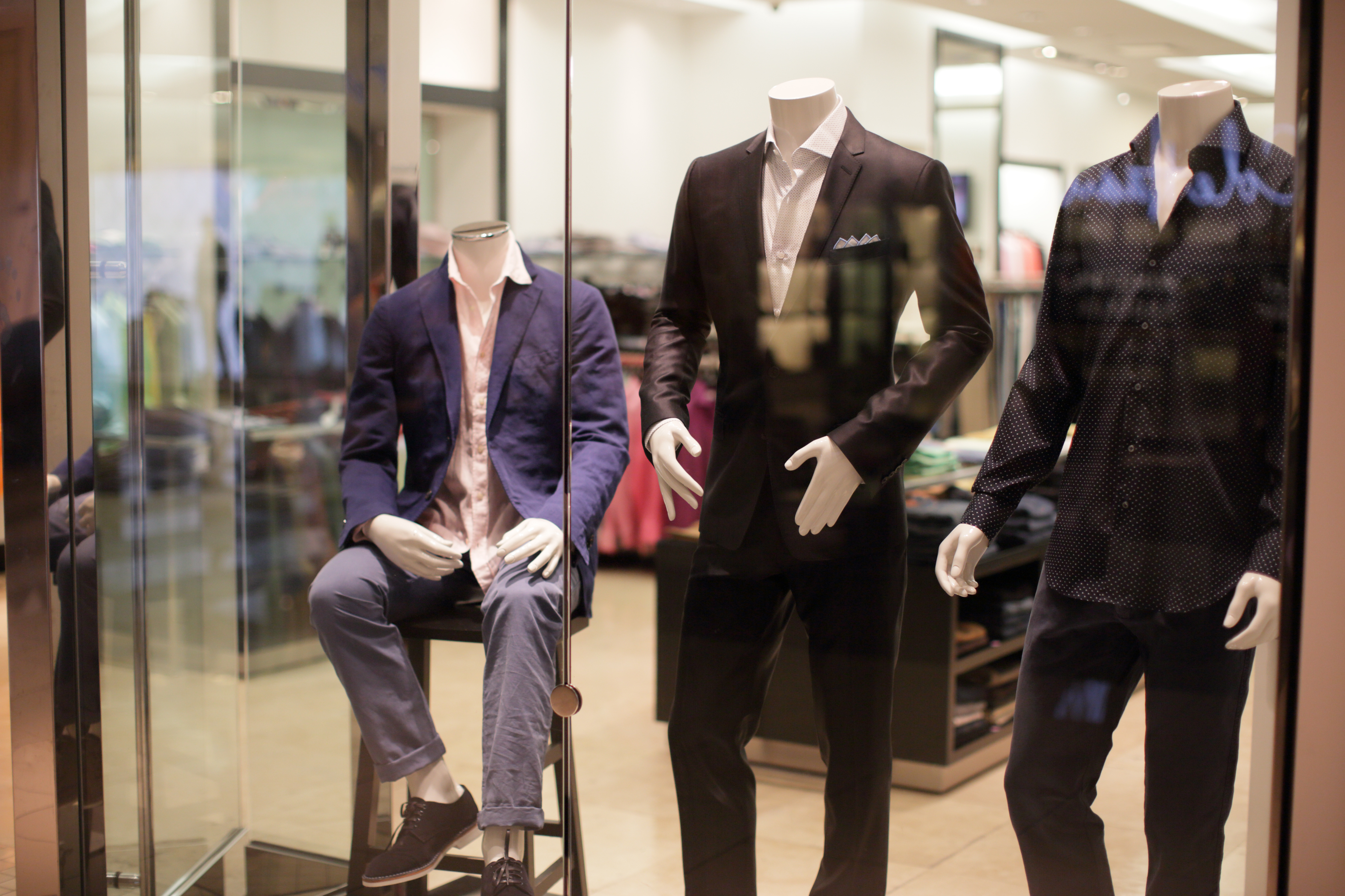 Male Mannequins Are Setting The Fashion Scene