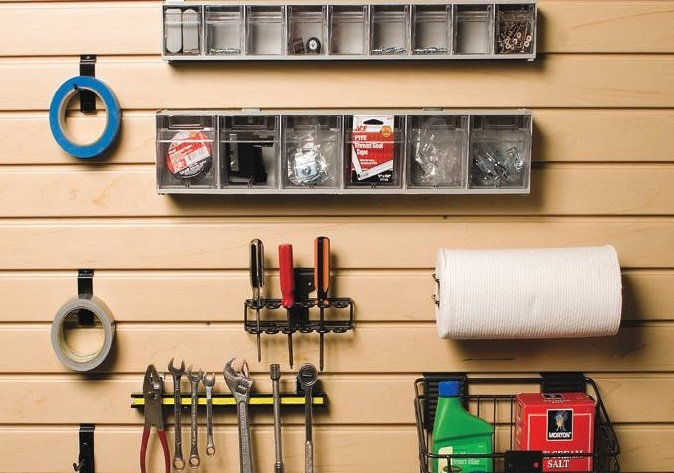 Tool/Workbench Storage