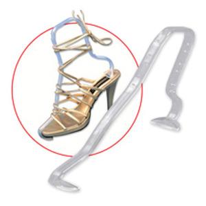 Wrap Up Sandal Plastic Shoe Form