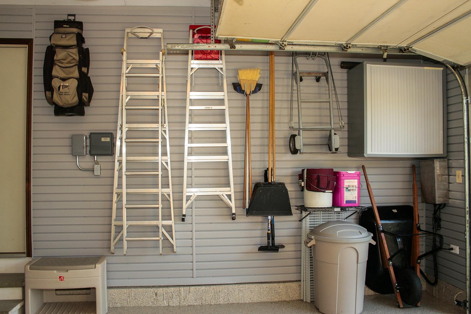 Drywall Alternatives For Garage Wall Designs