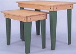 Wood Table Set - Large