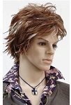 Male Mannequin Wig