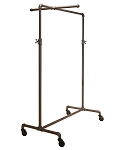 Pipeline Adjustable Ballet Rack with One Cross Bar