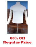 The Big Man Shirt Form with Removable Arms