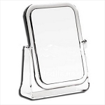 Countertop Double Sided Square Mirror