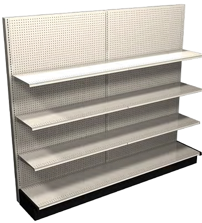 Lozier Wall Shelving Units 16 Quot Base Shelves X 48 Quot Length