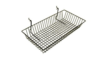 "24""x12""x4"" Universal Wire Baskets ( box of 6)"